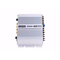 Potencia Amplificador Para Auto 4 Ch 400watts Moon M4200