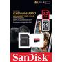 Memoria Sandisk Extreme Pro Micro Sdhc 32gb C 10 U3 95mb 4k