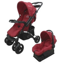 Coche Paseo Duck Pariggi Travel System Huevo Base Cubrepies
