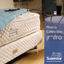 Conjunto Suavestar Atmosphere 35kg Memory Pillow Top 140x190