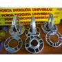 Separadores De Llanta Universales En Aluminio De 6 Ml