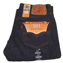 Jean Levi´s 501 Original Importado Talle W32 L34 Nuevo!