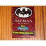 Batman Returns Excelente 15 Super Premium Cards