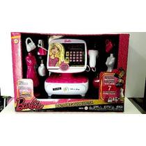 Caja Registradora Barbie Nueva 2016 Legitimo Tv