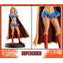 Dc Comics Figuras Colección Plomo Aguilar Superchica