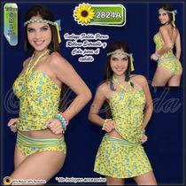 Trajes Baño Mujer Tankinis Enterizas Verano 2017 Tanquinis