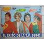 El Chavo Album Figuritas Superfigus Completo Indarg 1994!!