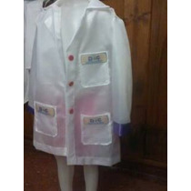 Disfraz Delantal Doctora Juguetes