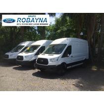Robayna | Nueva Ford Transit Furgon 350m 2.2l 125cv 0km Lb