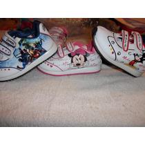 Zapatillas De Chicos Del 21 Al 25