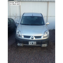 (jav) Renault Kangoo Authentique Plus 1.6 2 Portones