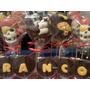 Chupetines De Chocolate Tesoros Piratas Barcos 10x