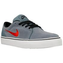 Zapatillas Nike Satire (gs) Skate Boarding Sb Niños Urbanas
