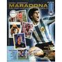 Album Figuritas Maradona El Mejor Jugador Del Siglo Cto. Gol