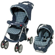 Coche Graco Travel System Spree