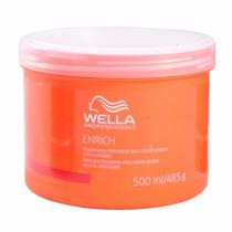 Mascara X500 Enrich (nutritiva) / Brilliance (tintura) Wella