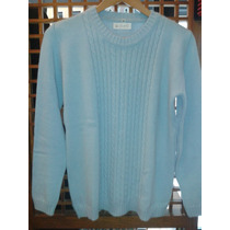 Sweater Bremer Doble Con Ochos Talles Grandes