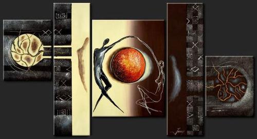 Cuadros Con Relieve Modernos Cuadros Abstractos Modernos En