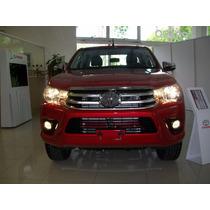 Toyota Hilux 4x4 Srx 2.8 Manual Plan De Ahorro Roja.sarthou