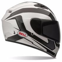Casco Moto Integral Bell Qualifier Blanco/negro Envio Gratis