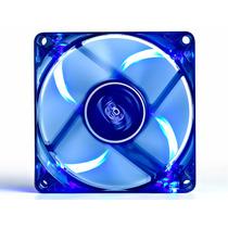 Cooler Fan 80mm 1800rpm C/leds Azules Deepcool Windblade 80