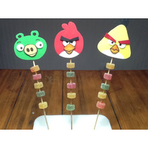 Souvenirs Angry Birds Con Gomitas