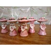 Muñeca, Dama, Souvenir, Liquido Stock De 20 Muñequitas,rosa