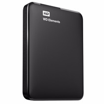 Disco Rigido Portatil Wd Western Digital Externo 1tb Usb 3.0
