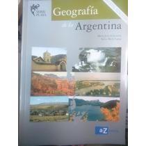 Geografia De La Argentina Echeverria Capuz Az Serie Plata