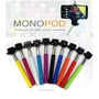 Palo Baston Selfie Monopod + Boton Bluetooth Fotos Celular