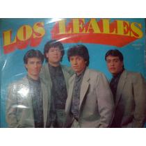 Los Leales Vol 6 Lp Vinilo(por Este Amor)dialogomusical