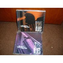 Lote De 2 Cds Los 100 Mejores Temas De Blues Vol 1 Y 2