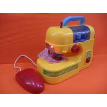 Maquina De Coser Infantil A Pilas
