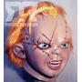 Máscaras De Látex Chucky Terror Disfraz Halloween