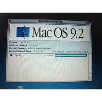 Apple Mac Vintage Powerbook G3 400mhz Keyboard Black