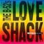B´52 - Love Shack Single Importado Usa Impecable! Ochentoso!