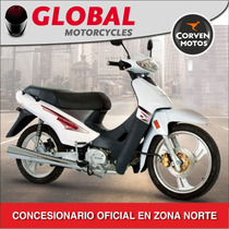 Corven Energy 110- Serie R2 - Full - Global Motorcycles
