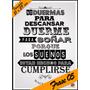 Laminas Autoadhesivas - Frase #05 - 21 X 29 Cm - Precio 2 X