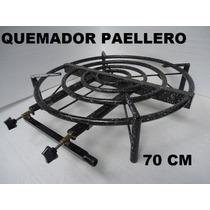Quemador Paellero Profesional 70 Cm P Paellera De Hasta 1 M