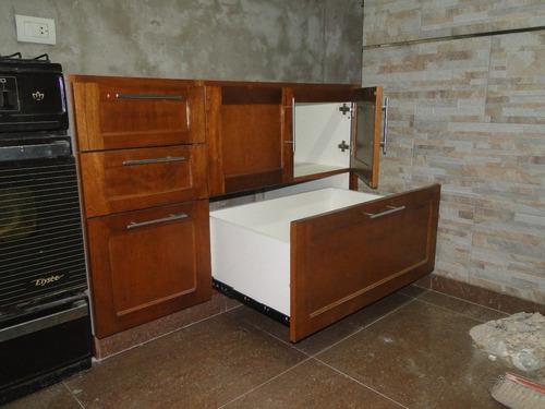 El aviso ha expirado 113694302 precio d argentina for Muebles de cocina y precios