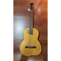 Guitarra Mantini Romantica St1 Slim Cerrada Con Microfono