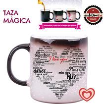 Taza Mágica Personalizada Rosario