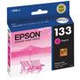 Epson 133 Mg Orig.l Magenta P/ Tx125 Tx135 T25 Tx235 Vto1/15