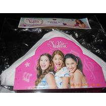 Violetta Combo Cotillon Infantil Para 20 Niñas.