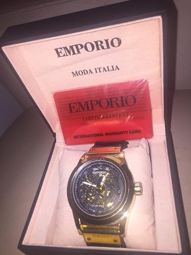1558742466a4 Reloj Emporio Moda Italia Edicion Limitada. Precio    8000 Ver en  MercadoLibre