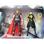 Set Martillo De Thor +muñecos De Thor Y Loki ,avengers