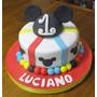 Tortas Decoradas Infantiles Personalizadas Mickey - Minnie