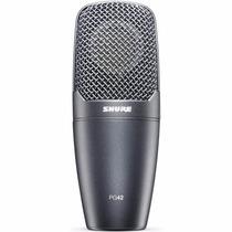 Micrófono Shure Pg42 Shure Condenser !!!