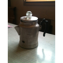 Cafetera Aluminio Untigua Del 6?