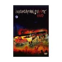 La Renga - Insoportablemente Vivo - Dvd Original Y Sellado